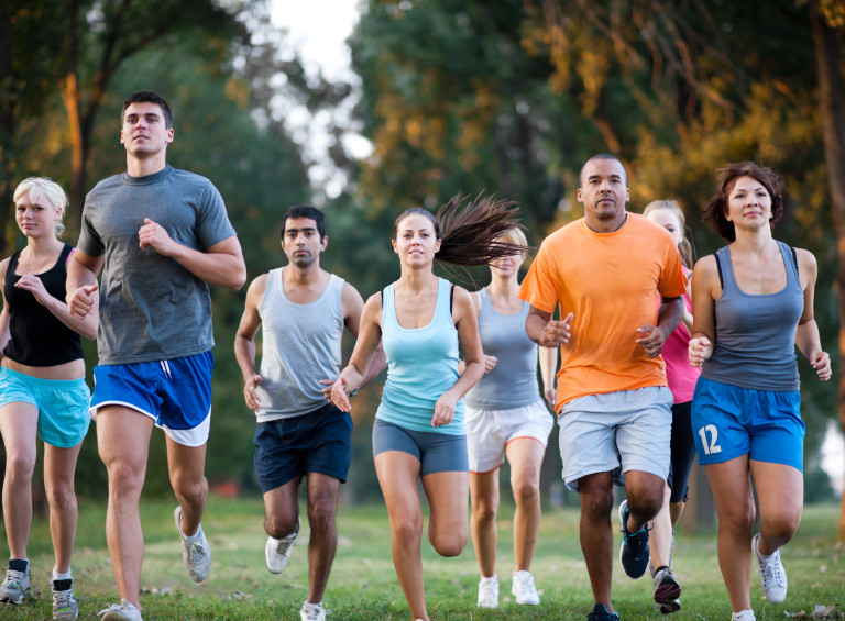 Wellness in the Park - Run and Walk